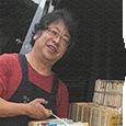 3代目店主 和田