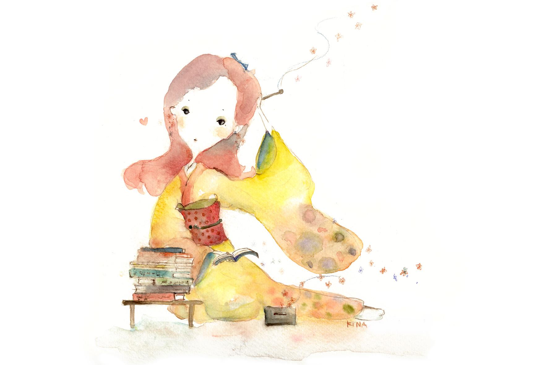 東京書房の女の子_2003年制作